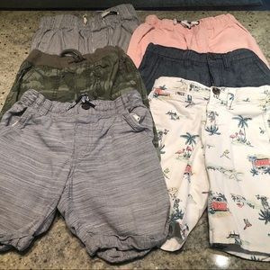 Lot of boys shorts size 5T